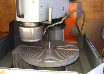 brake rotors machining
